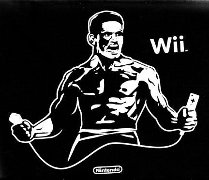 Be Wii, my friend