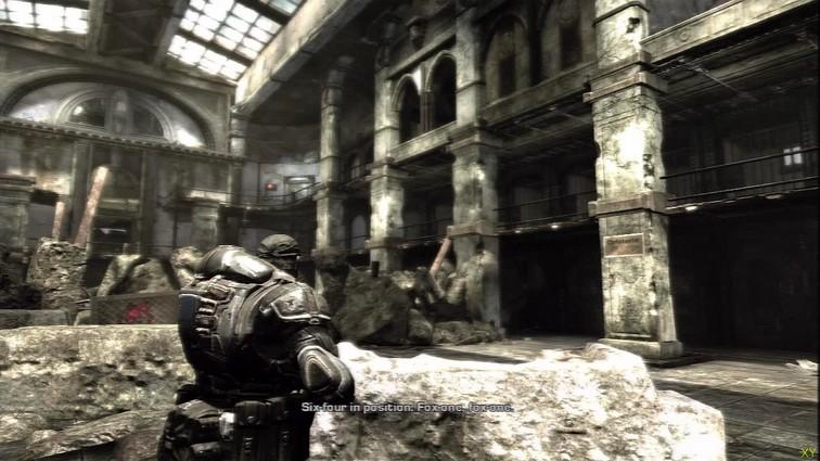 Los diez primeros minutos de Gears of War